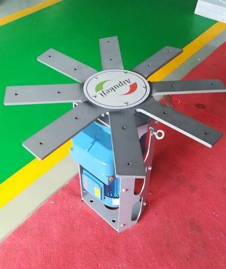 云南4米直径省电,5米节能吊扇工业吊扇 上海爱朴环保科技供应