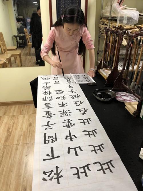 成人书法培训 厦门市凤婷萱文化传播供应