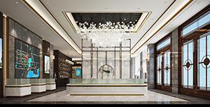 邓州家庭中式装修 河南传世金阁装饰工程有限公司