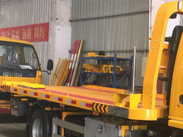 上海智能锡宇牌庆铃底盘WXQ5070TQZQP5清障车新报价 创新服务「瑞通供应」