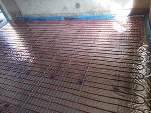 漳州热水地暖公司 厦门易居阳光节能科技供应
