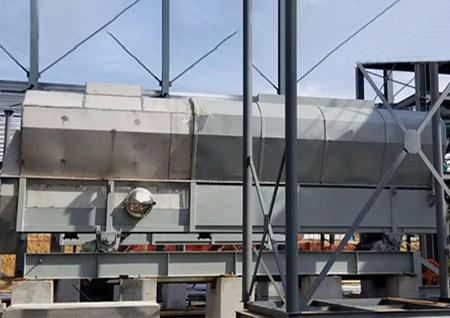 安徽振动流化床装置 山东义科节能科技供应