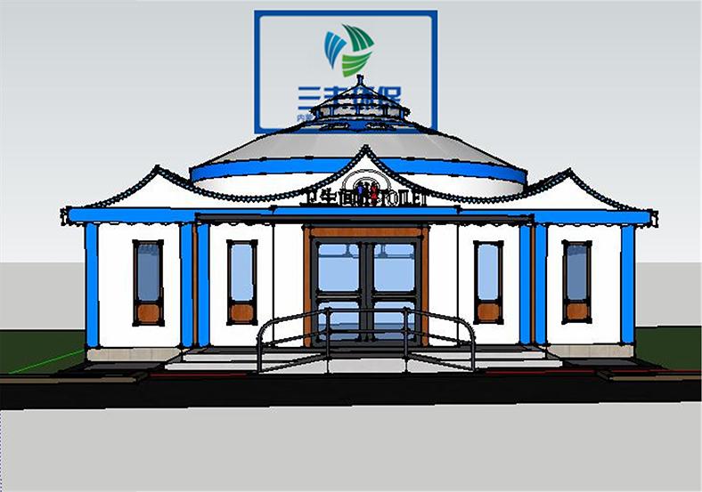 内蒙古4A级环保厕所需要多少钱 欢迎咨询 内蒙古三丰环保工程供应