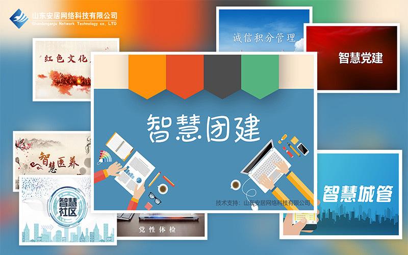 陕西党性体检设计公司「安居科技」