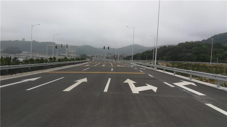 消防通道标线费用 欢迎来电「厦门宏乾交通设施工程供应」