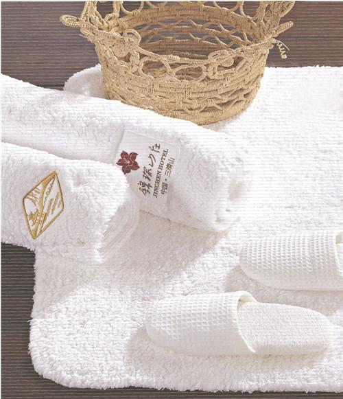 湖北布草厂家 南通德尔馨纺织品供应