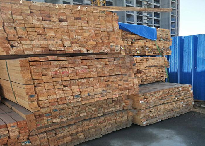 潍坊成品方木回收公司「博发物资供应」