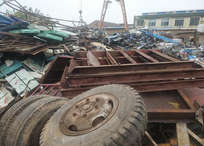 淄博废钢铁废品回收「博发物资供应」