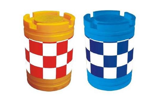 塑料防撞桶 厦门宏乾交通设施工程供应