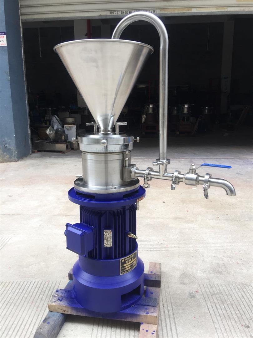 江浙沪进口胶体磨质量放心可靠 来电咨询「胶体磨厂供应」