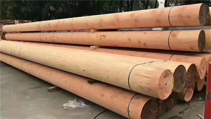 上海车圆木生产厂家 太仓海西实业供应