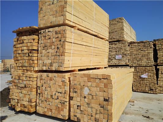 重慶建筑木方樟子松價格 太倉海西實業供應