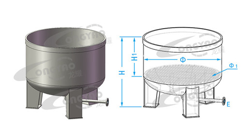 嘉興抽濾桶廠家 太倉市龍耀化工設備供應