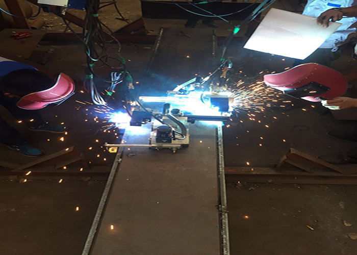 山东自动环缝焊接机价格 胜欧数控