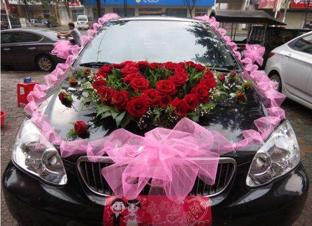 巴盟装饰精美婚车租赁哪家车型更齐全,婚车租赁
