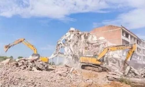 老旧房屋拆除工程 厦门建军协城建筑工程供应