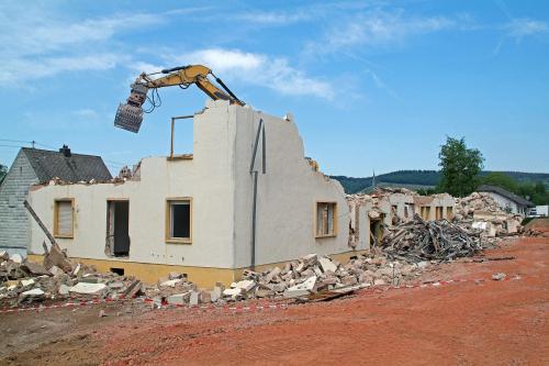 厦门室内拆除费用怎么算 厦门建军协城建筑工程供应