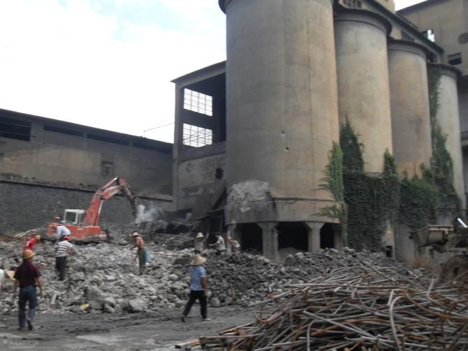 厦门房屋拆除费用 厦门建军协城建筑工程供应