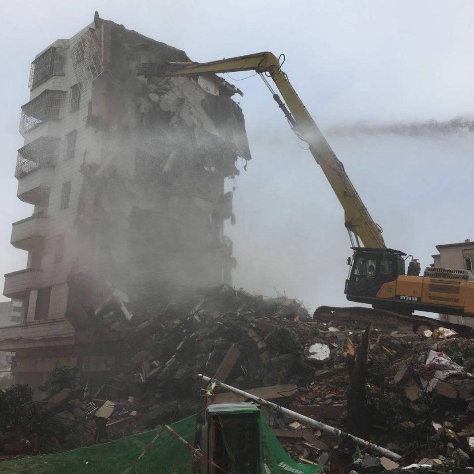 高空建筑物拆除工程施工 厦门建军协城建筑工程亚博百家乐