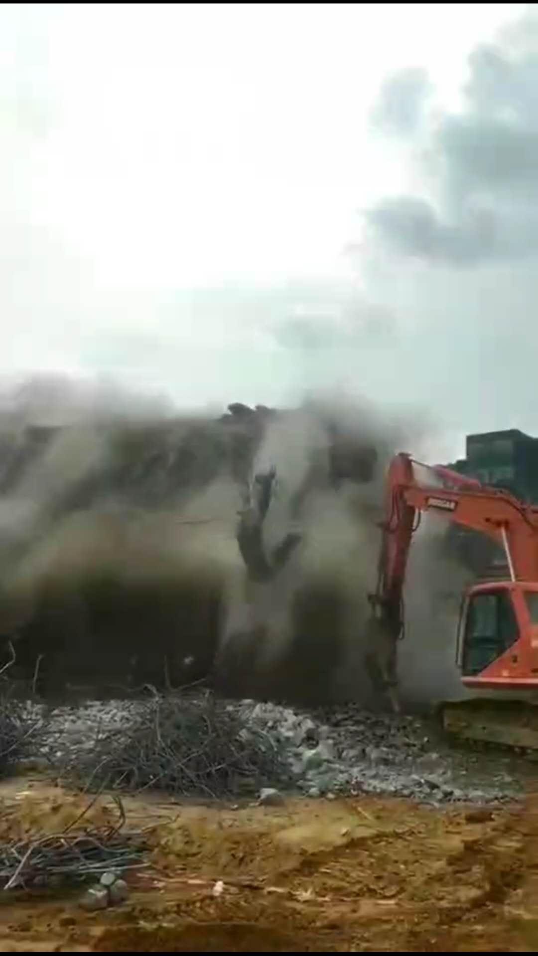 厦门厂房拆除价格 厦门建军协城建筑工程供应