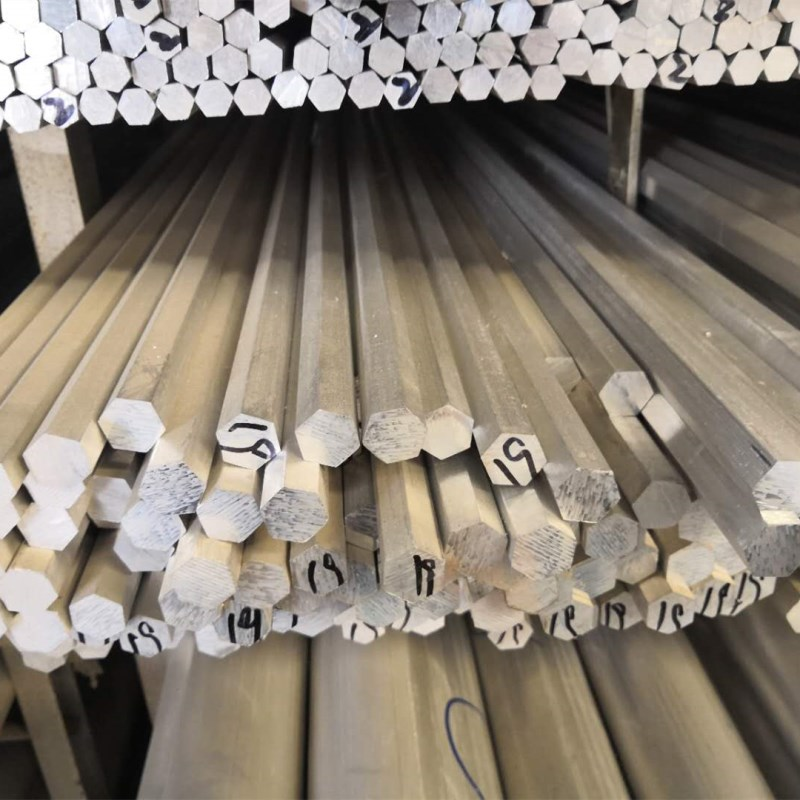 湖北直销6063挤压铝棒 方棒 圆棒 六角棒 上海韵贤金属制品供应