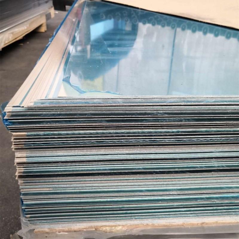 江西知名1060镜面高精度铝板 覆膜铝板 上海韵贤金属制品供应