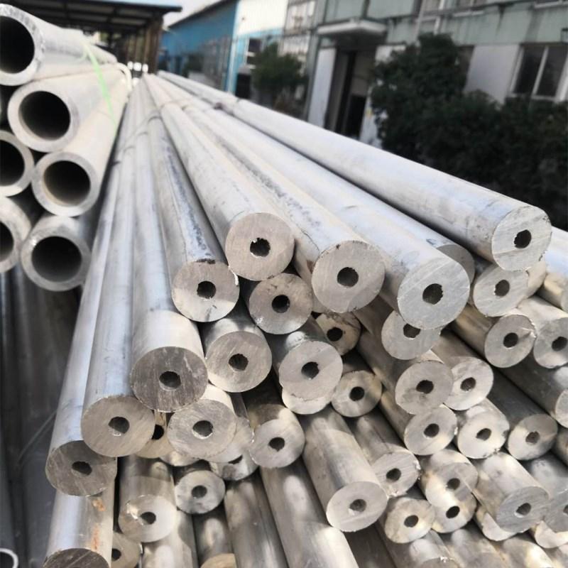 上海库存2A12厚壁铝合金管 欢迎来电 上海韵贤金属制品供应