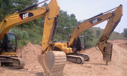 厦门轮式挖掘机出租 厦门建军协城建筑工程供应