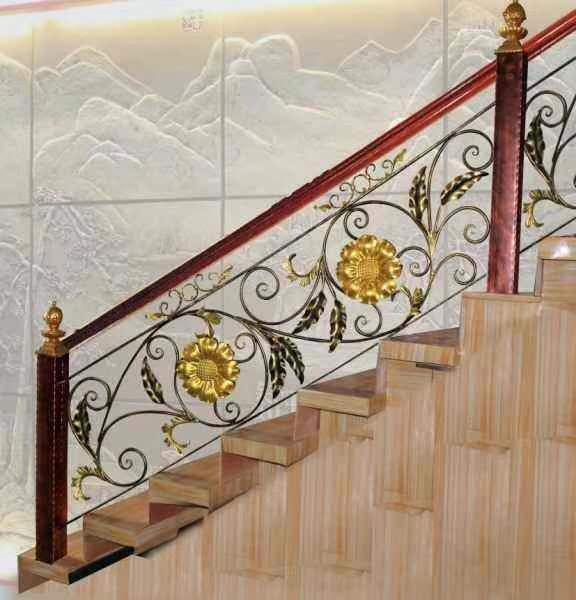 普陀区铁艺楼梯扶手高性价比的选择,铁艺楼梯扶手