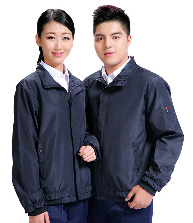 上海定做短袖工作服生產廠家 蘇州衡通定制職業裝供應
