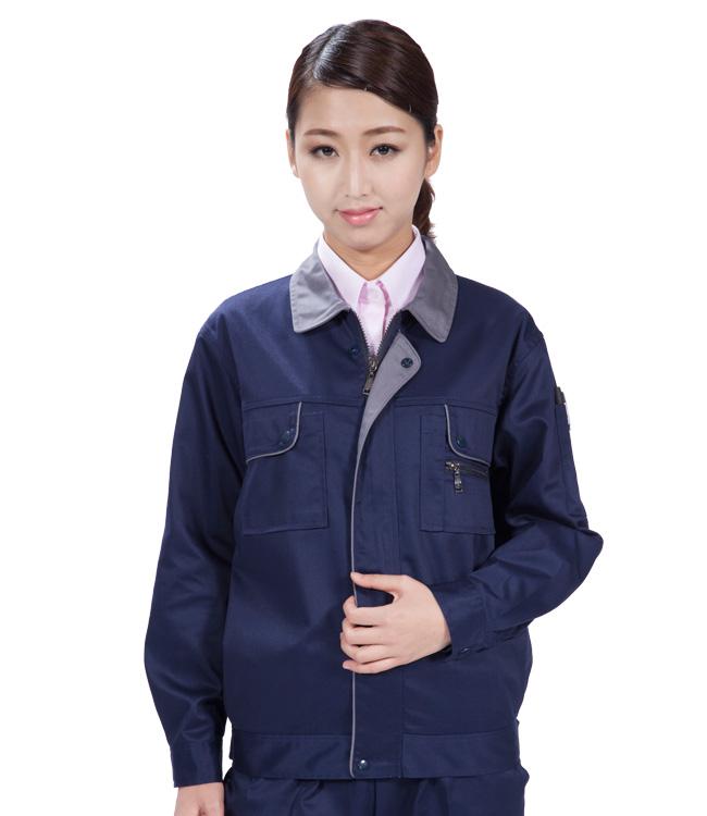 上海冬季工作服廠家報價 蘇州衡通定制職業裝供應