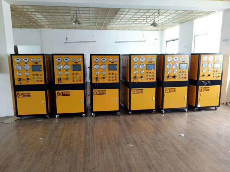 浙江自动二氧化碳爆破哪家好 抱诚守真 温岭市凯盛机械设备供应