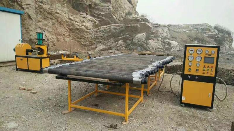 浙江专业二氧化碳致裂设备工价 服务为先 温岭市凯盛机械设备供应