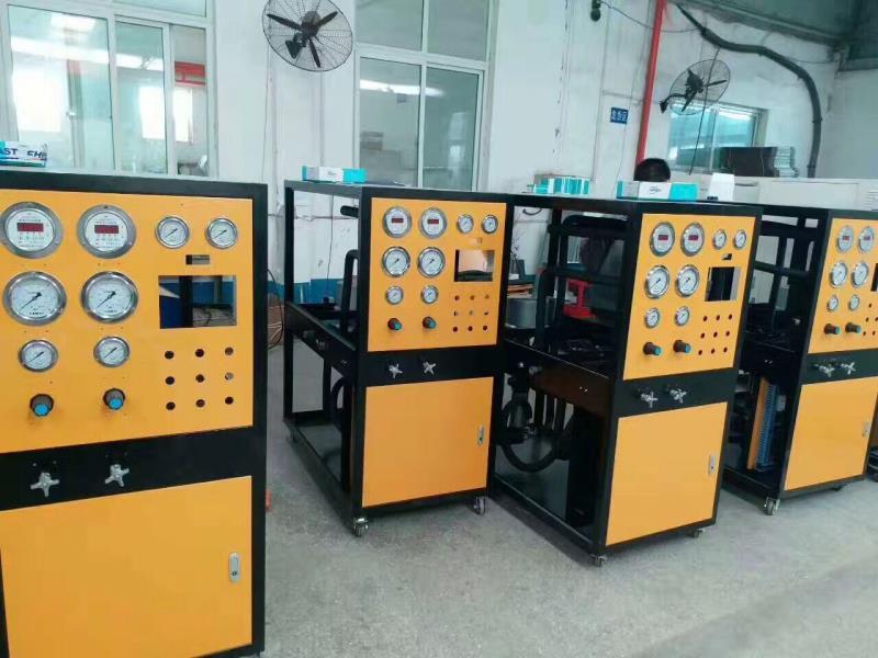 浙江自动二氧化碳致裂设备价格合理 来电咨询 温岭市凯盛机械设备供应