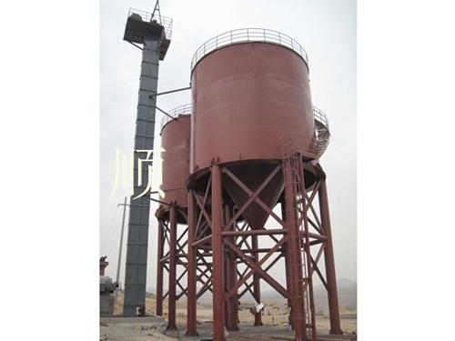 常州料仓安装施工 盐城市顺驰安装工程供应