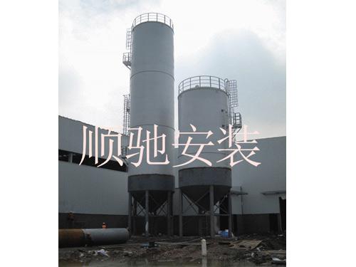 上海料仓安装费用 盐城市顺驰安装工程供应