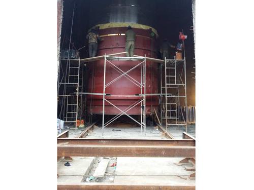 淮安钢烟囱安装找哪家 盐城市顺驰安装工程供应