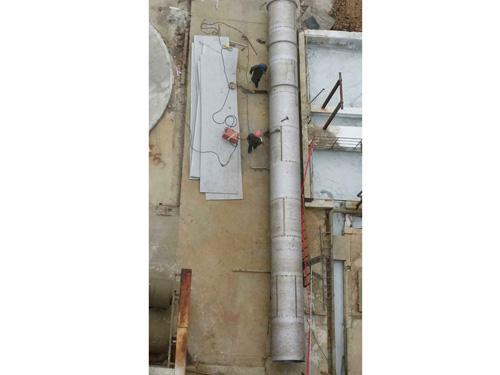 江苏钢烟囱安装方案 盐城市顺驰安装工程供应