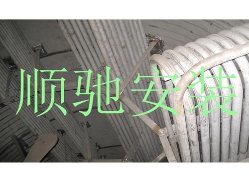镇江专业发酵罐安装厂家 盐城市顺驰安装工程供应