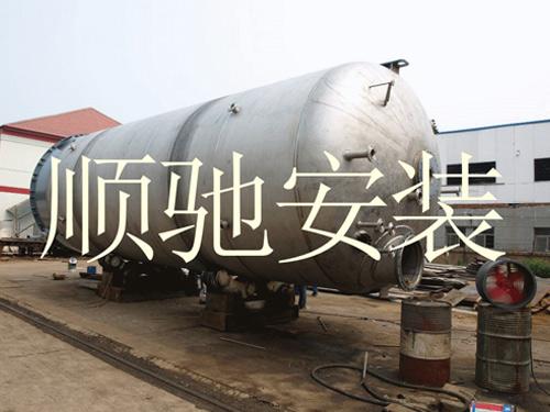 无锡发酵罐安装 盐城市顺驰安装工程供应