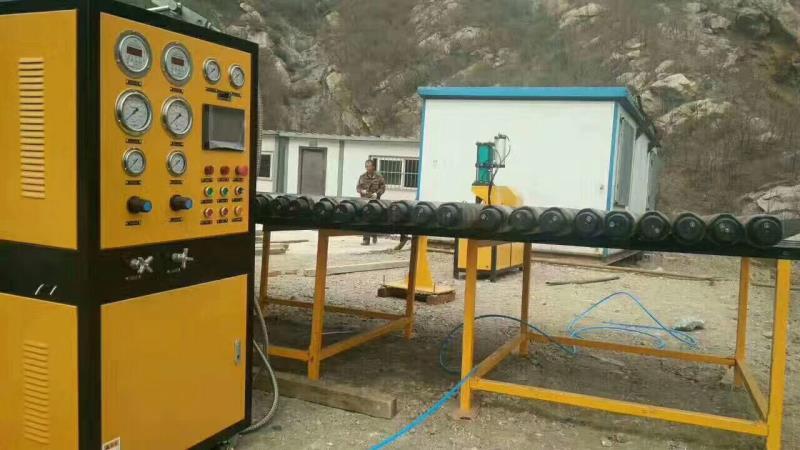 浙江正规二氧化碳爆破加热管原理 诚信经营 温岭市凯盛机械设备供应
