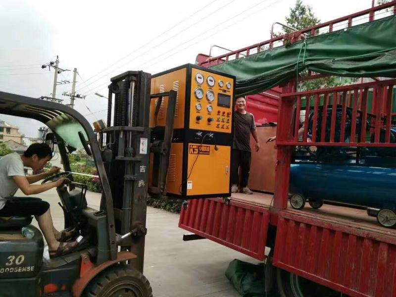 浙江二氧化碳致裂凌空面常用解决方案 创新服务 温岭市凯盛机械设备供应