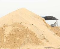 长春沙子,沙子
