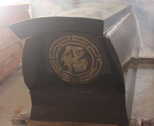 内乡土漆棺材加工厂,土漆棺材
