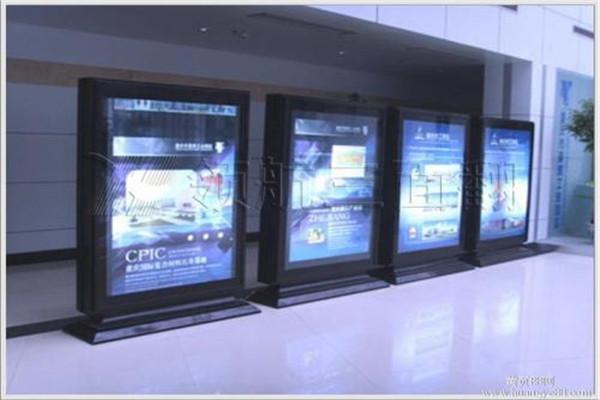 普洱灯箱动感灯箱设计制作安装 以客为尊 昆明神应广告服务