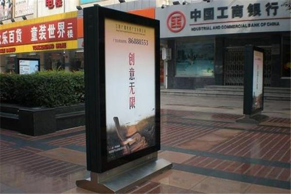 官渡区灯箱拉布灯箱生产厂家 昆明神应广告服务