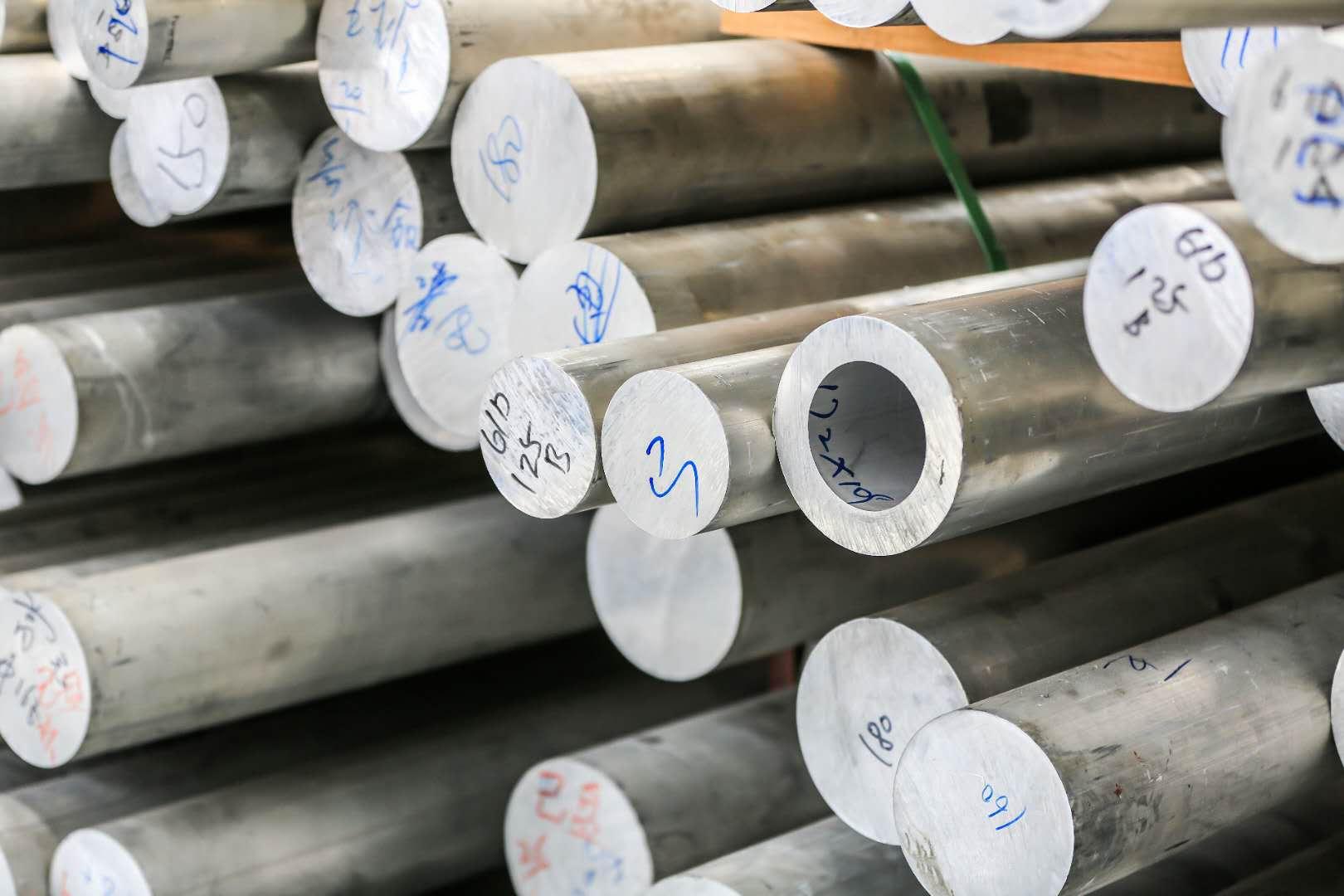 河北正品6063T6铝棒 上海韵贤金属制品供应
