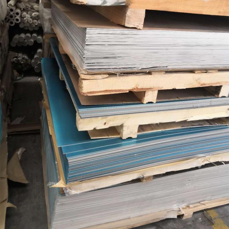 湖北2A17铝板全国发货 上海韵贤金属制品供应