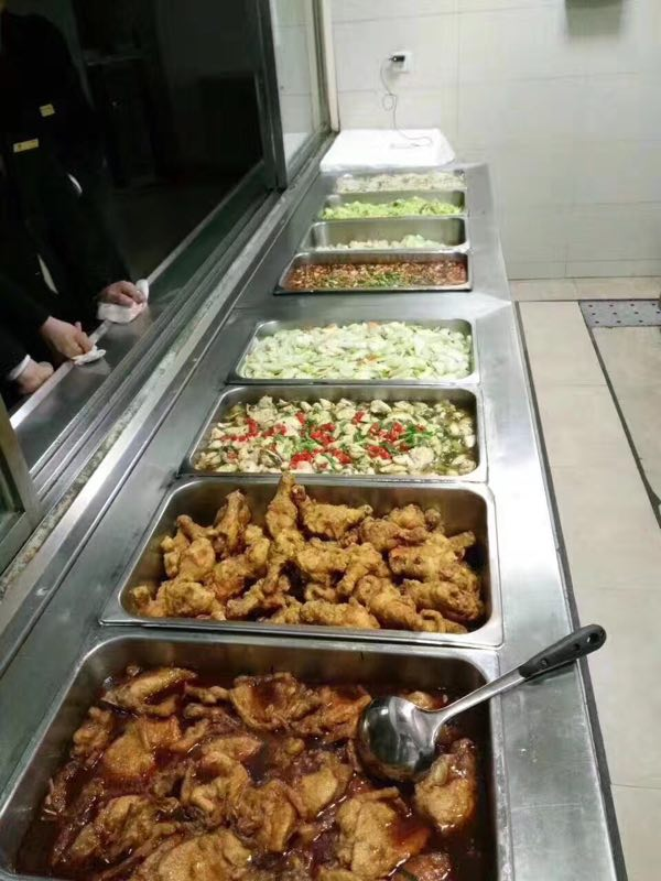 嘉兴职业食堂外包多少钱 服务至上「上海乃永餐饮管理供应」
