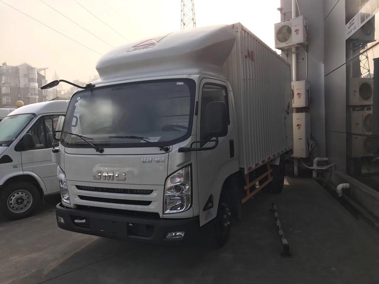 杨浦区五十铃厢式货车在线咨询「上海宏灿汽车销售供应」